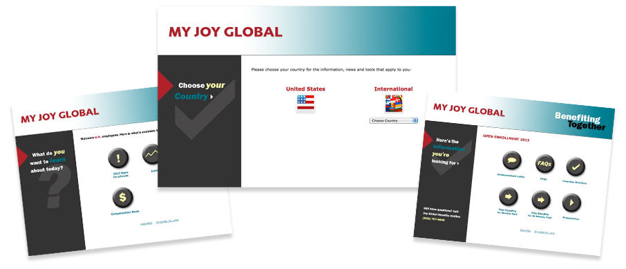 Joy Global Inc. Project